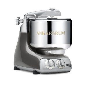 Ankarsrum 6230 with basic equipment - Black Chrome