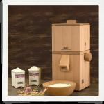 Moulin à grains de Salzbourg MAX SPEZIAL sans plastique*