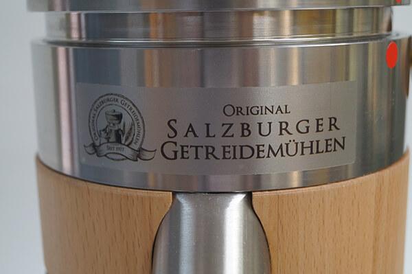 Salzburger Getreidemuehle MT 5 Mit Edelstahl Gewinde 002